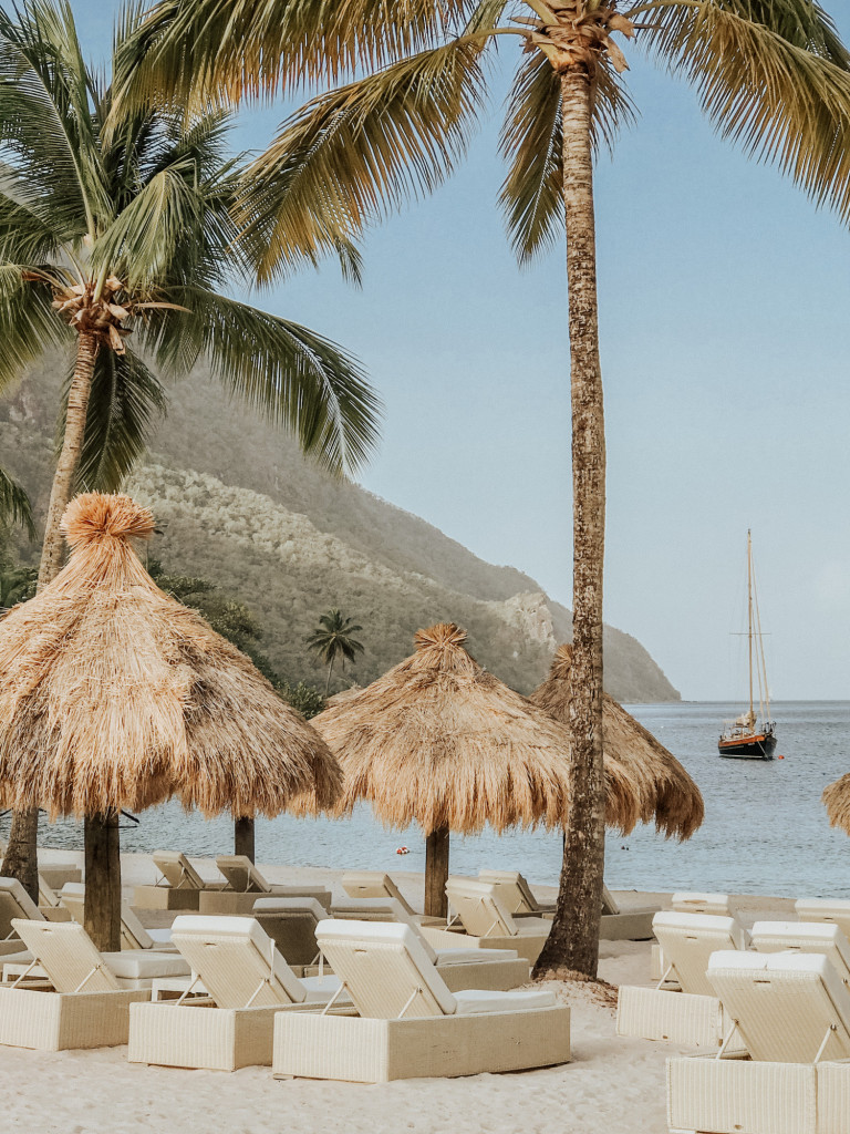 Saint Lucia is one of the best caribbean island to visit