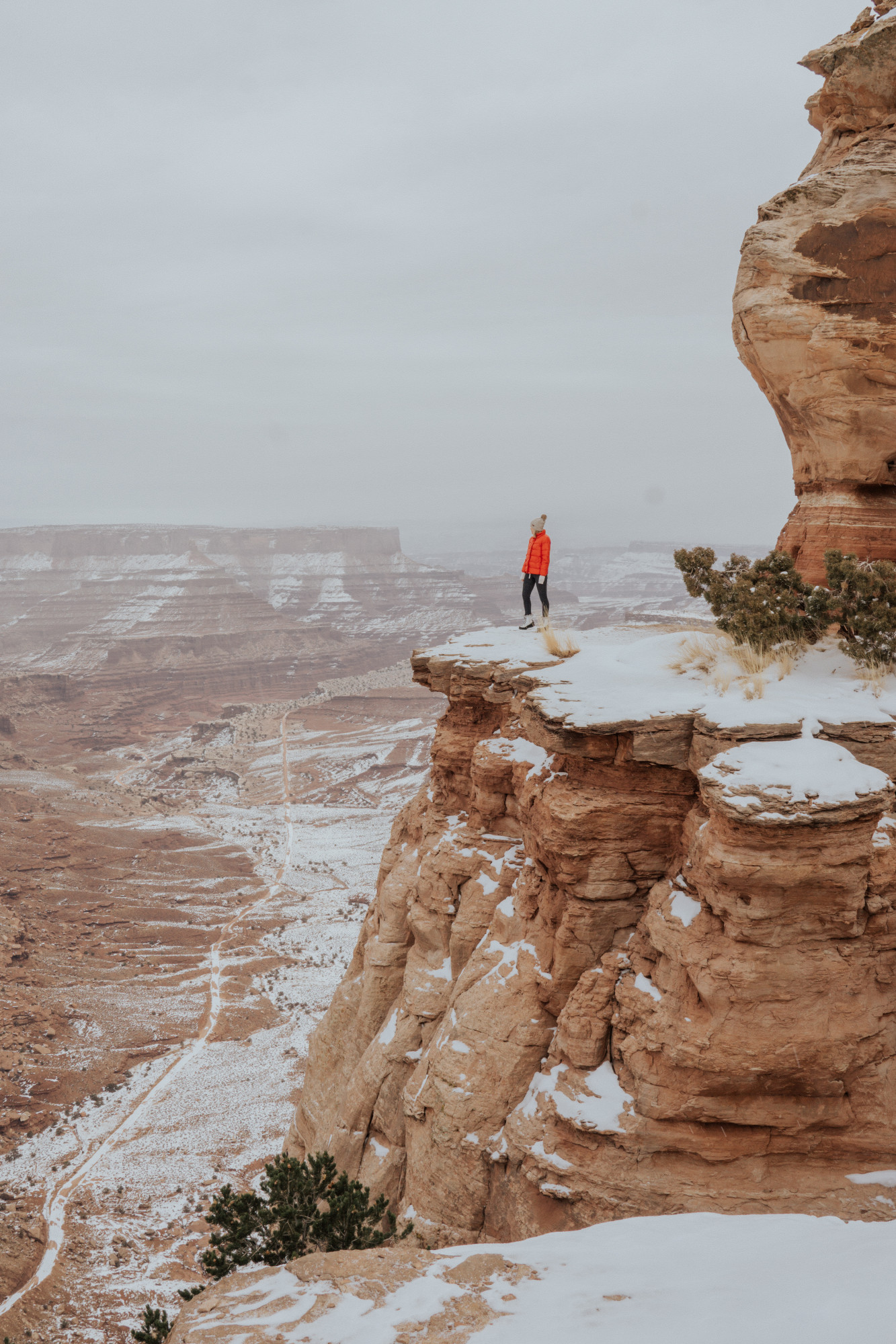 Canyonlands in the Winter