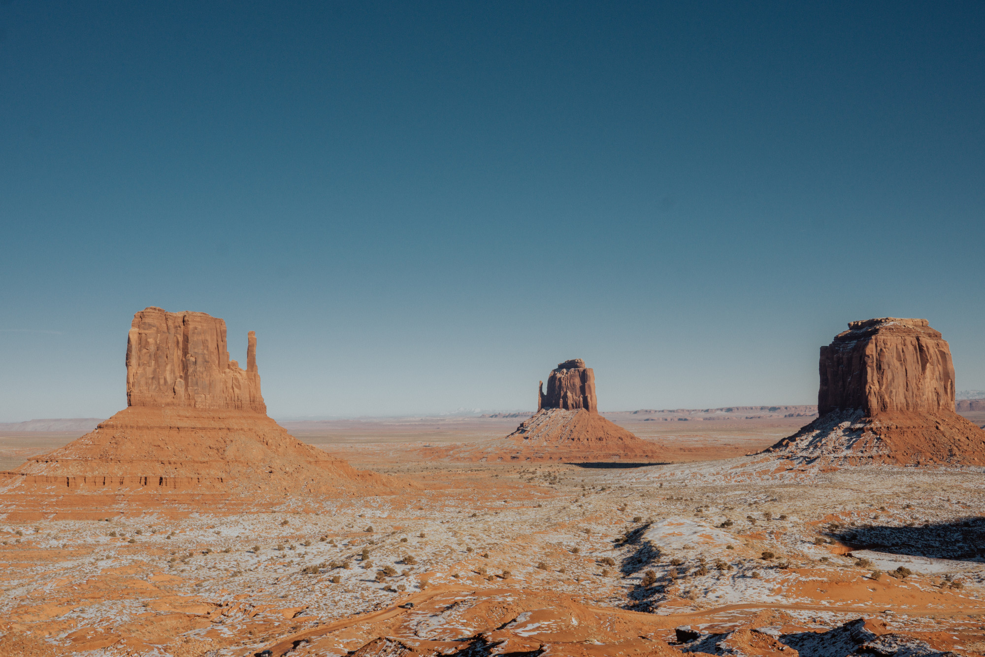Monument Valley from Moab