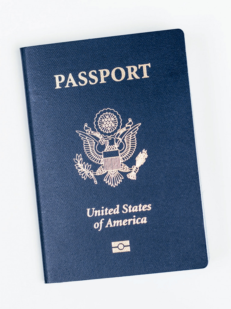 how to travel safe with a passport and not get it stolen